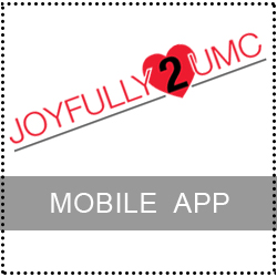 Joyfully2UMC mobile giving app