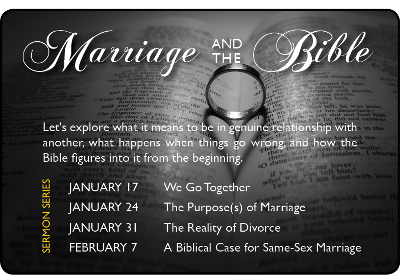 Marriage and the Bible