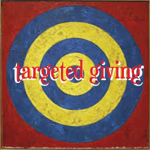 Targeted Giving