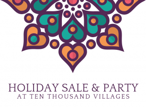 Holiday Sale & Party