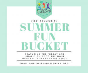 Summer Fun Bucket