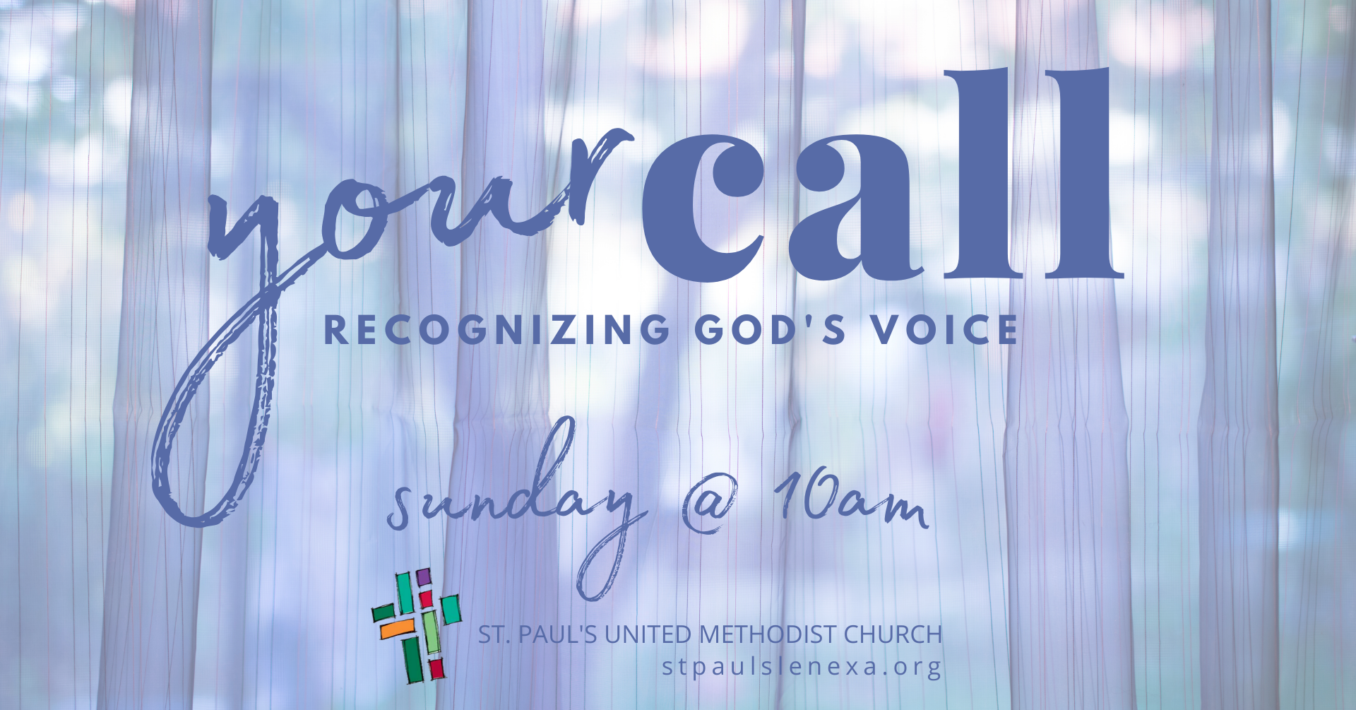 Your Call Sermon Series
