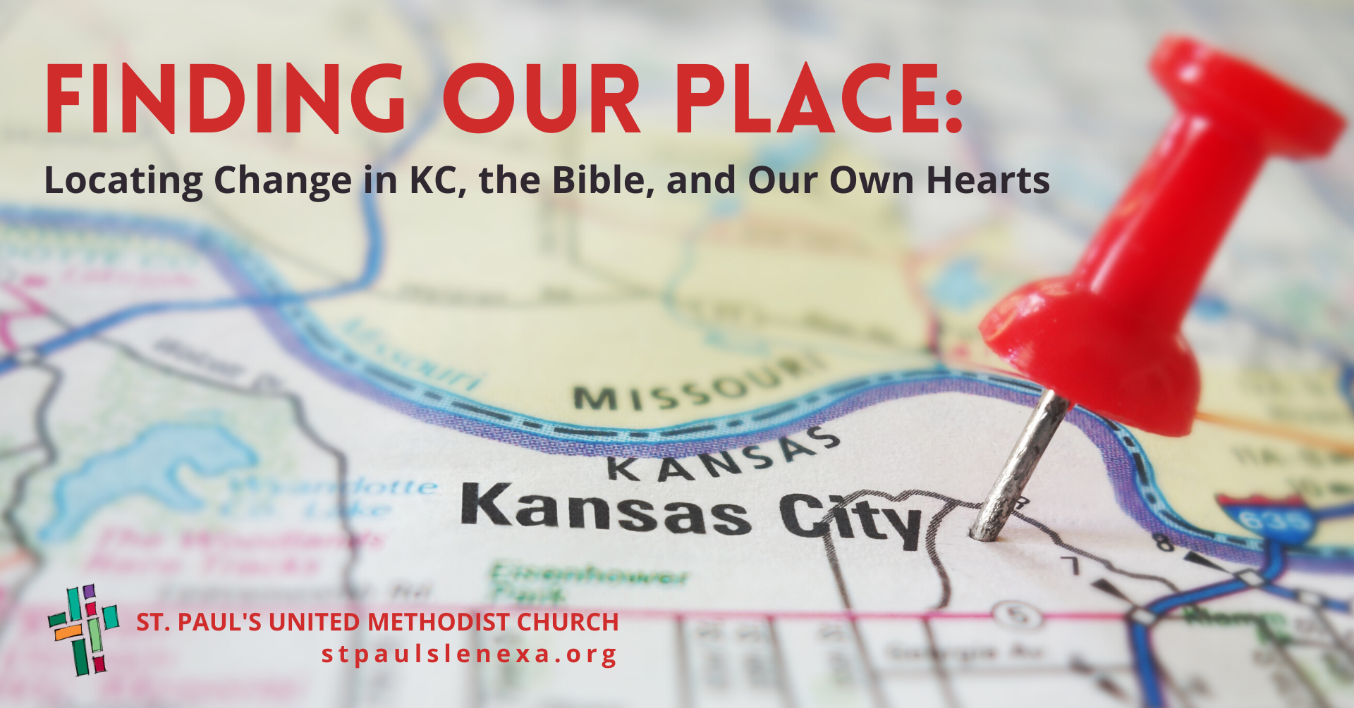 Finding Our Place sermon series